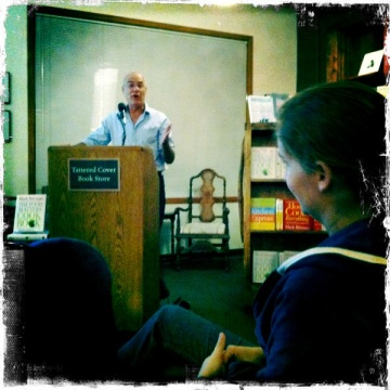 Bittman spoke in September at The Tattered Cover