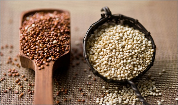 Recipes for Health: Quinoa